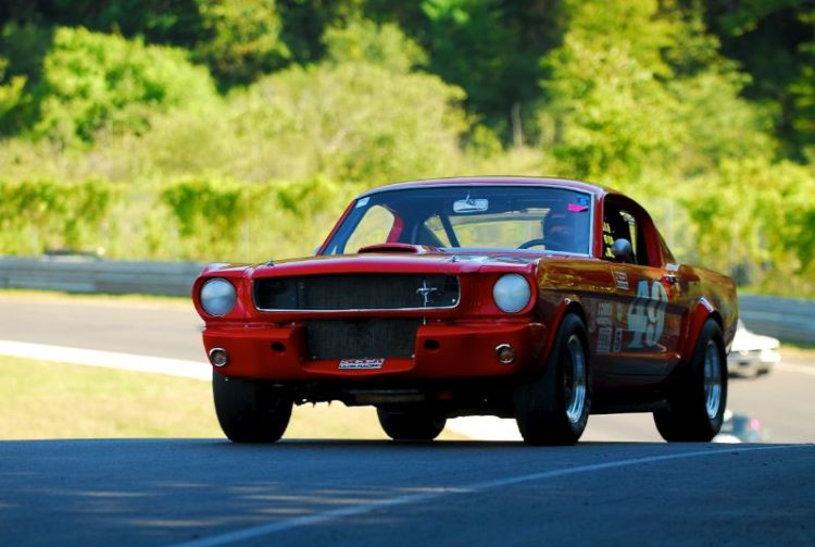 1965 Shelby GT350 - Bob Stevens.