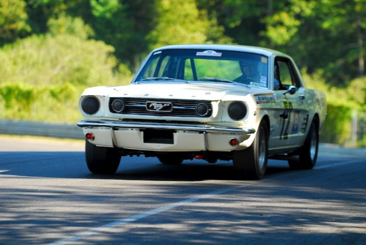 1966 Ford Mustang - Jan Nelson.