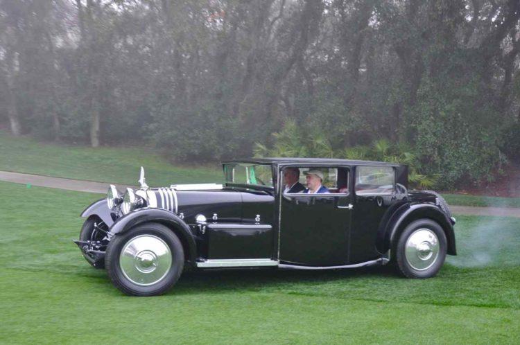 1931 Voisin C20 Demi-Berline