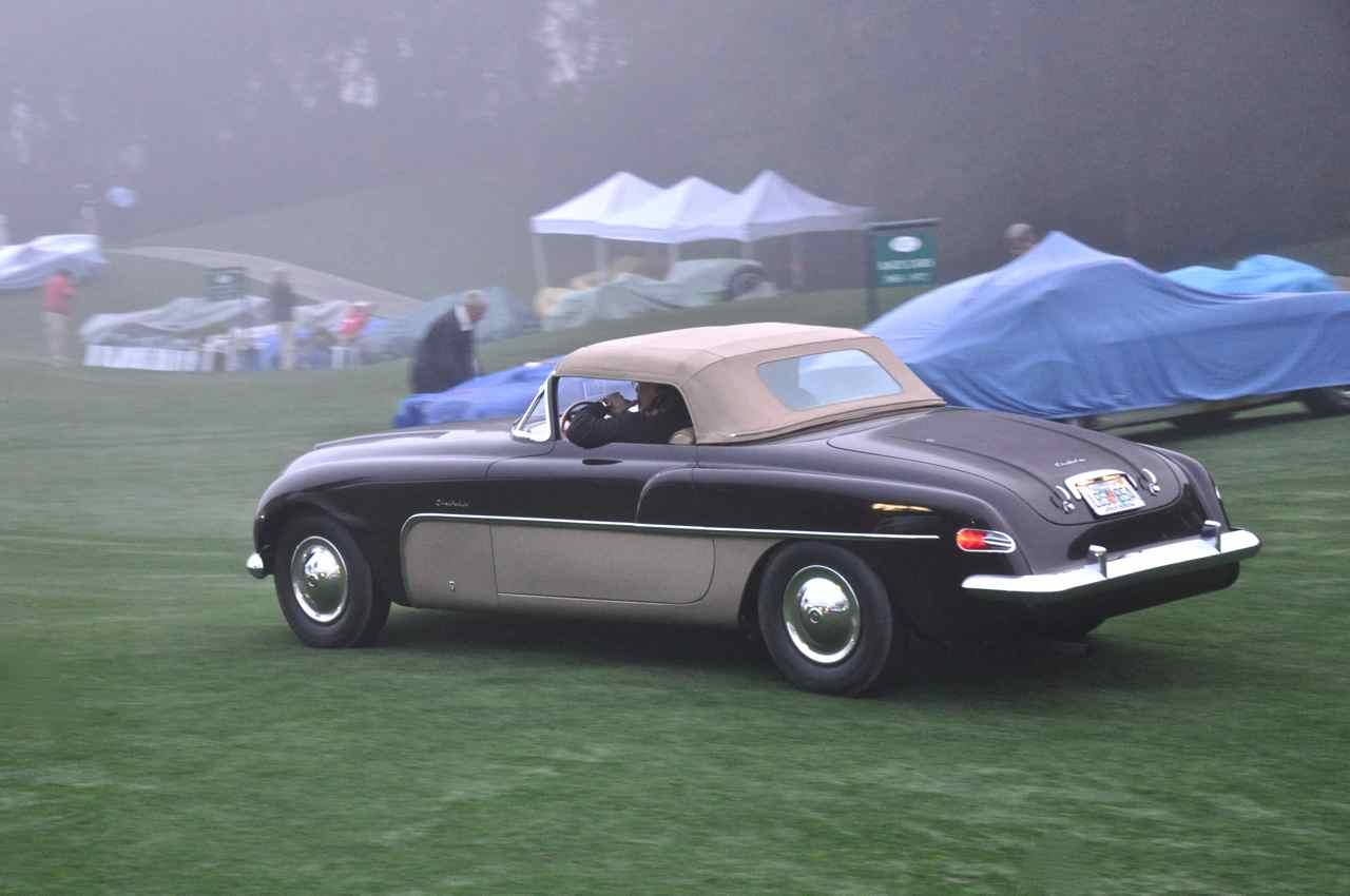 1952 Cisitalia 808XF Ford Concept