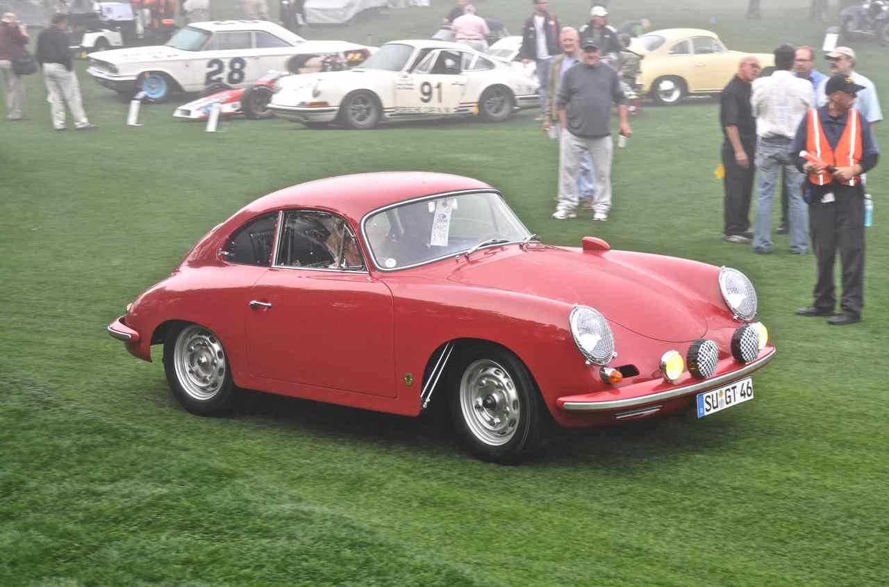 1961 Porsche 356B Carrera GT