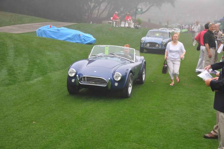 1965 Shelby Cobra and 1958 AC Aceca