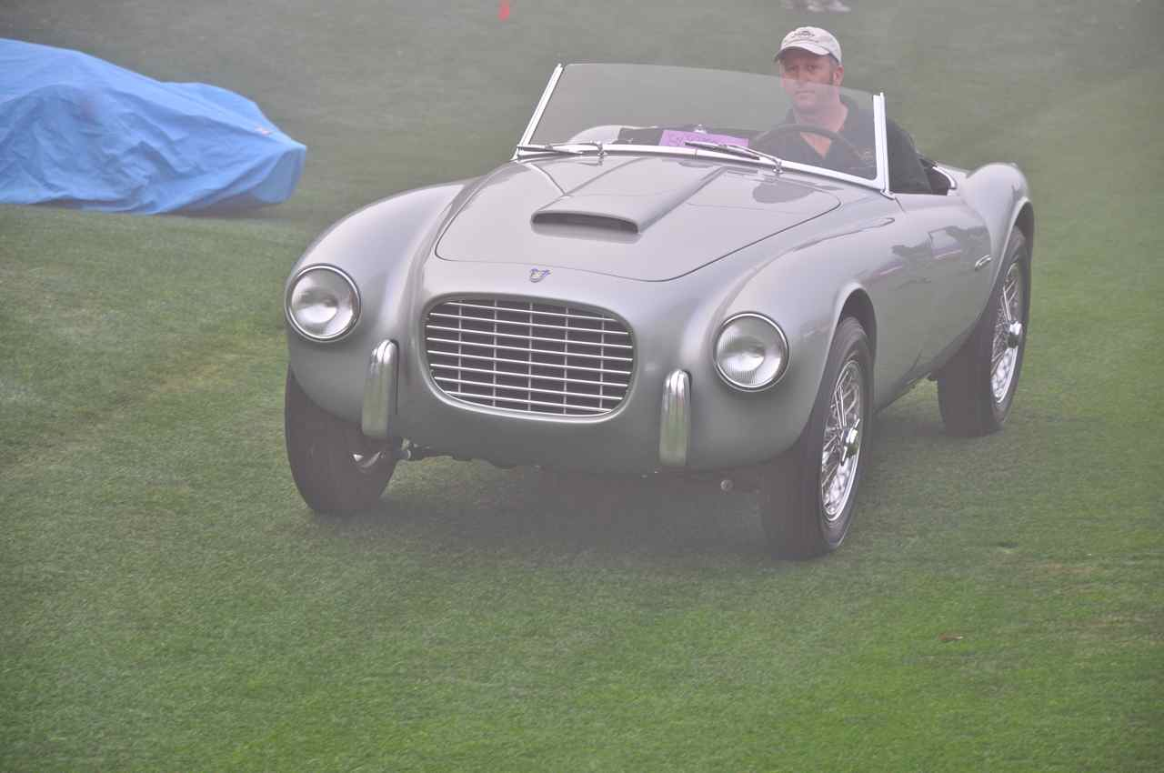 1954 Siata 208 S Roadster