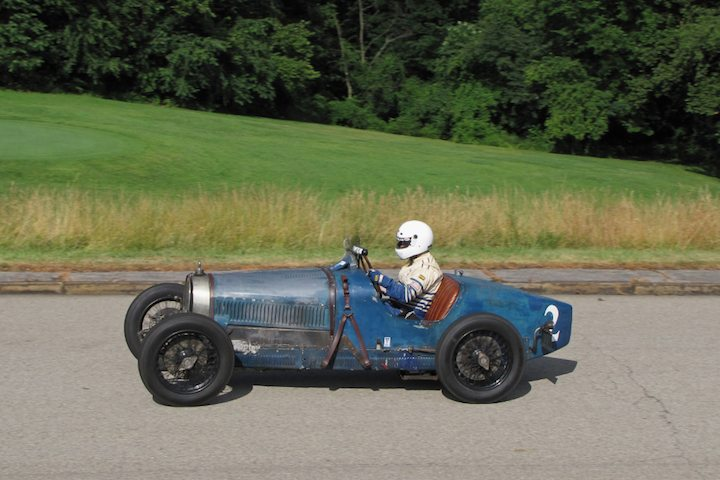 1931 Bugatti T37-Ford Special