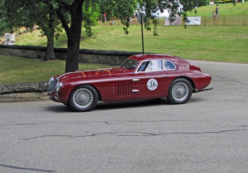 1939 Alfa Romeo 6C 2500 SS Le Mans Berlinetta