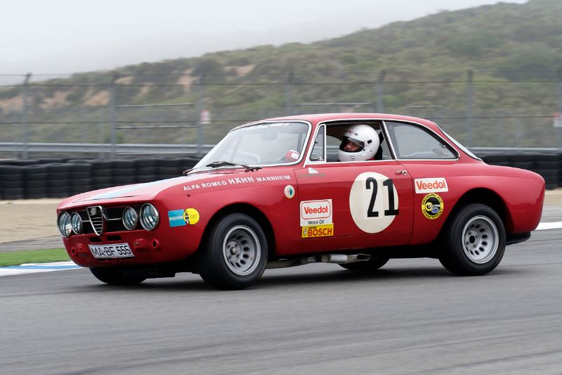 Harley Cluxton takes his 1966 Alfa Romeo GTA into eleven.
