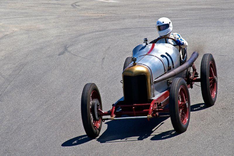 1919 Miller TNT Special, Fred Bohlander