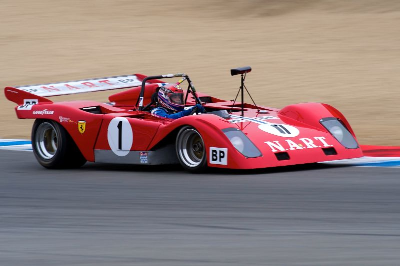 John Goodman's 1972 Sparling Ferrari Special.
