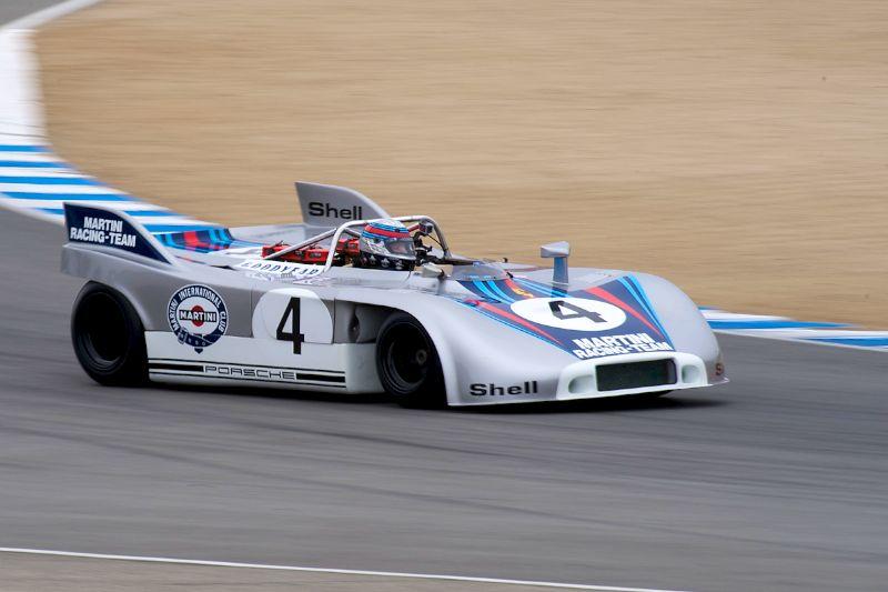 1971 Martini Porsche 908/3 driven by Phil Daigrepont