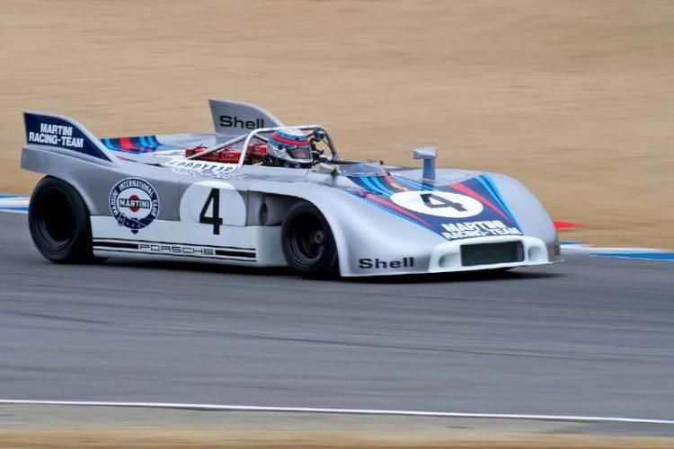 Porsche 908/3 driven by Phil Daigrepont.