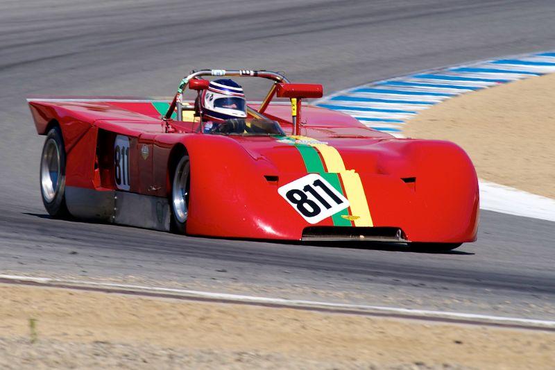 Roy Walzer's 1970 Chevron B16 Spyder.