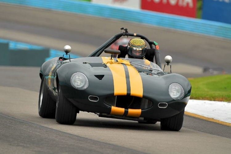 1967 Jaguar XKE- Randy Williams.