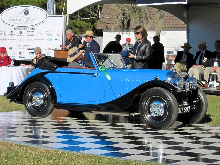 Hilton Head Concours 2010