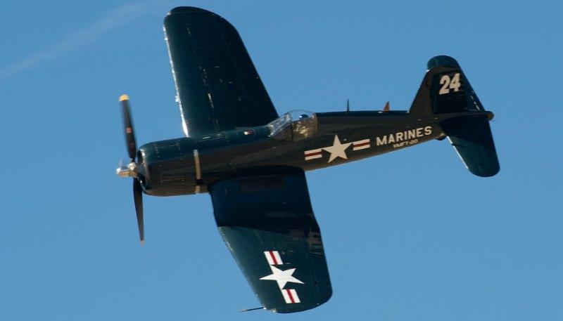 Unlimited. F4U-4 Corsair. Doug Mathews.