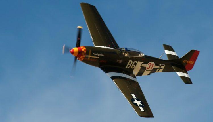 Unlimited. P-51 Speedball Alice. Rob Gordon.