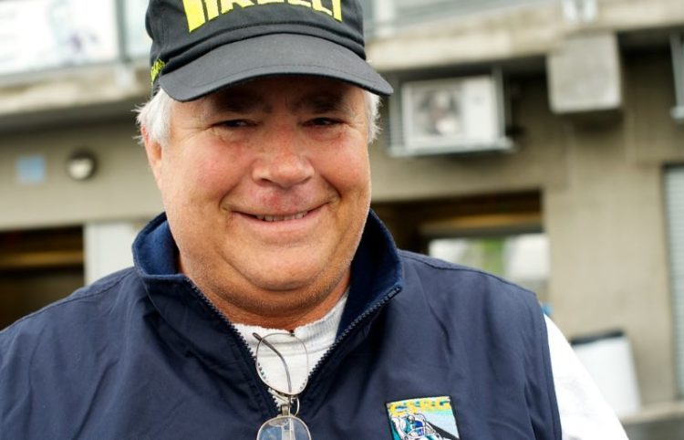 Allen Nicholas, Brabham F2 pilot.