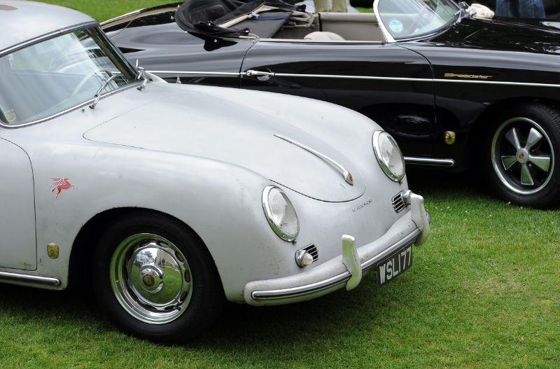 Porsche 356 Display
