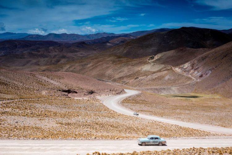 Rally of the Incas 2016