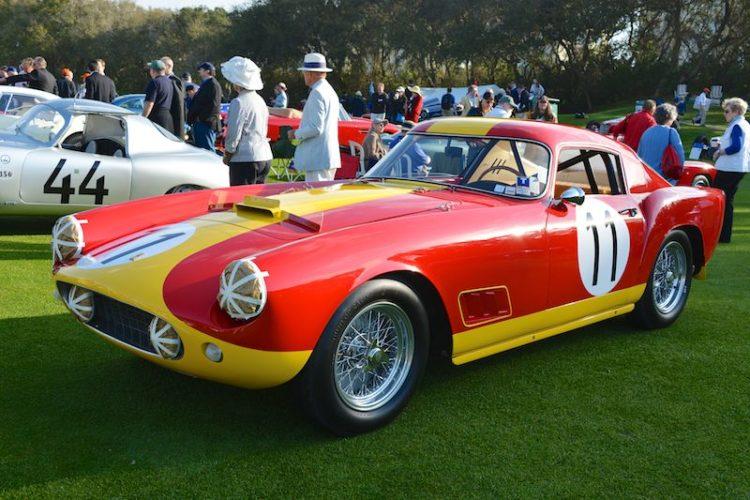1959 Ferrari 250 GT Tour de France