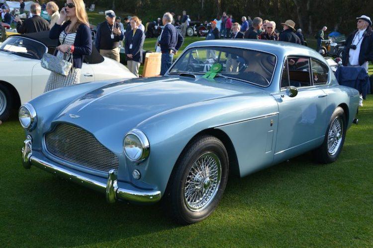 1957 Aston Martin DB Mk III