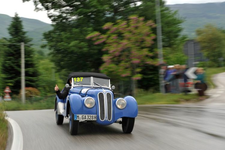 1937 BMW 328