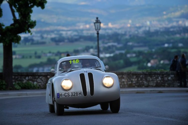1939 BMW 328 Touring Coupe