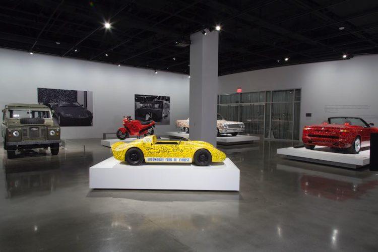 Keith Haring Petersen Exhibit