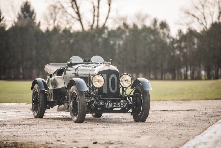 1928 Bentley 4.5-Litre Le Mans Sports