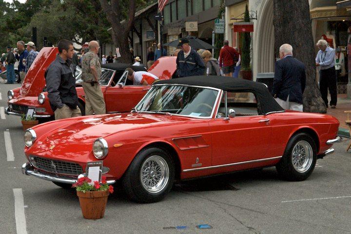 1966 Ferrari 275GTS