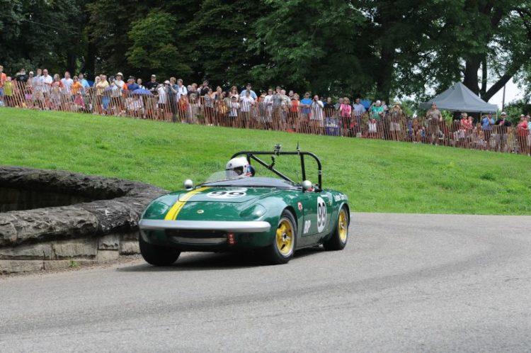 1965 Lotus 26R- Bob Leitzinger.