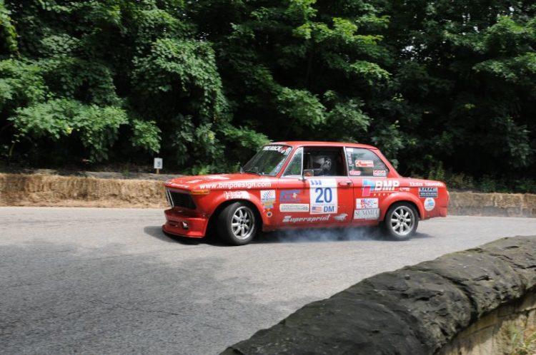 1974 BMW 2002- Adrienne Hughes.