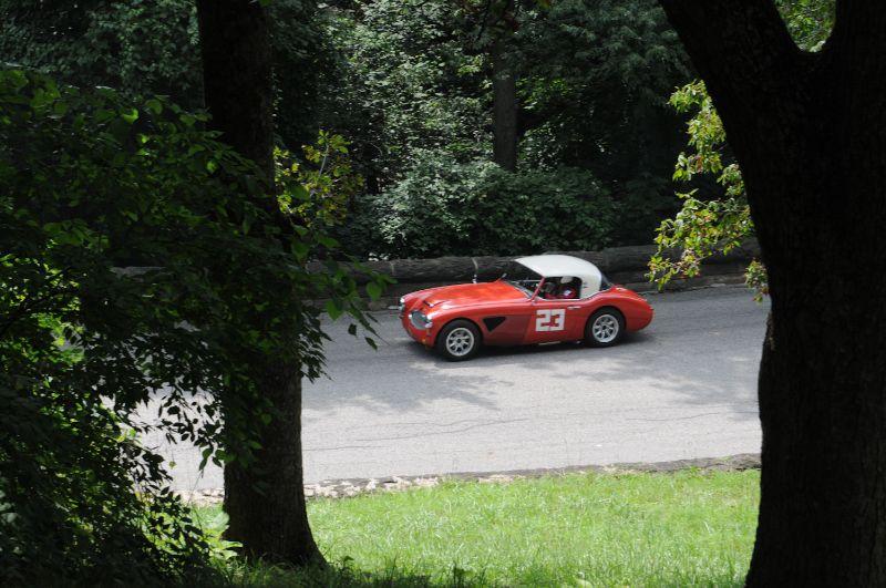 1962 Austin Healey 3000 Wolf Peterson.