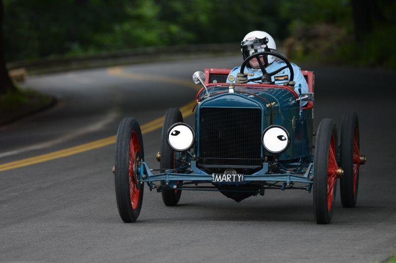 Miles Whitlock 1919 Model T Speedster
