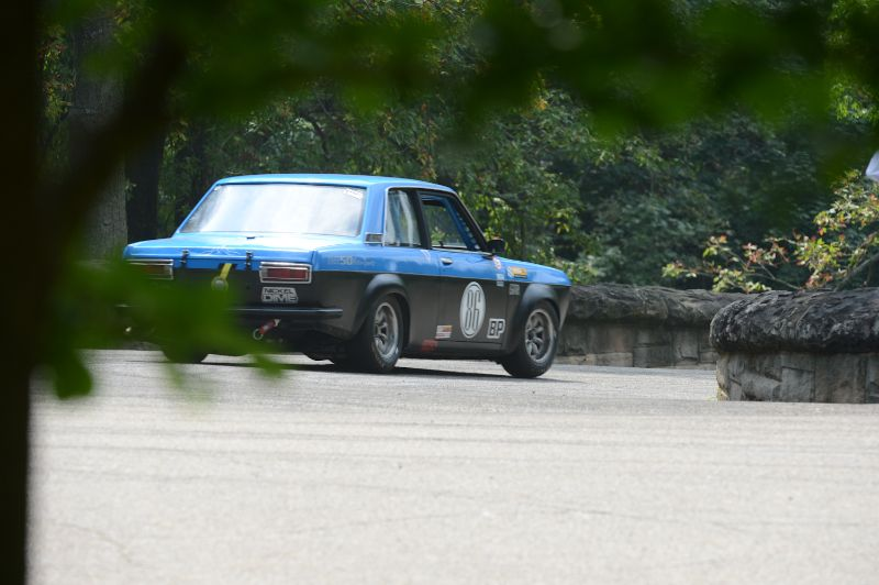 1969 Datsun PL510- James Rogerson.