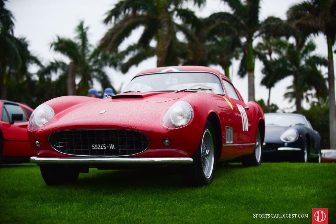 1958 Ferrari 250 GT LWB Tour de France s/n 0899GT