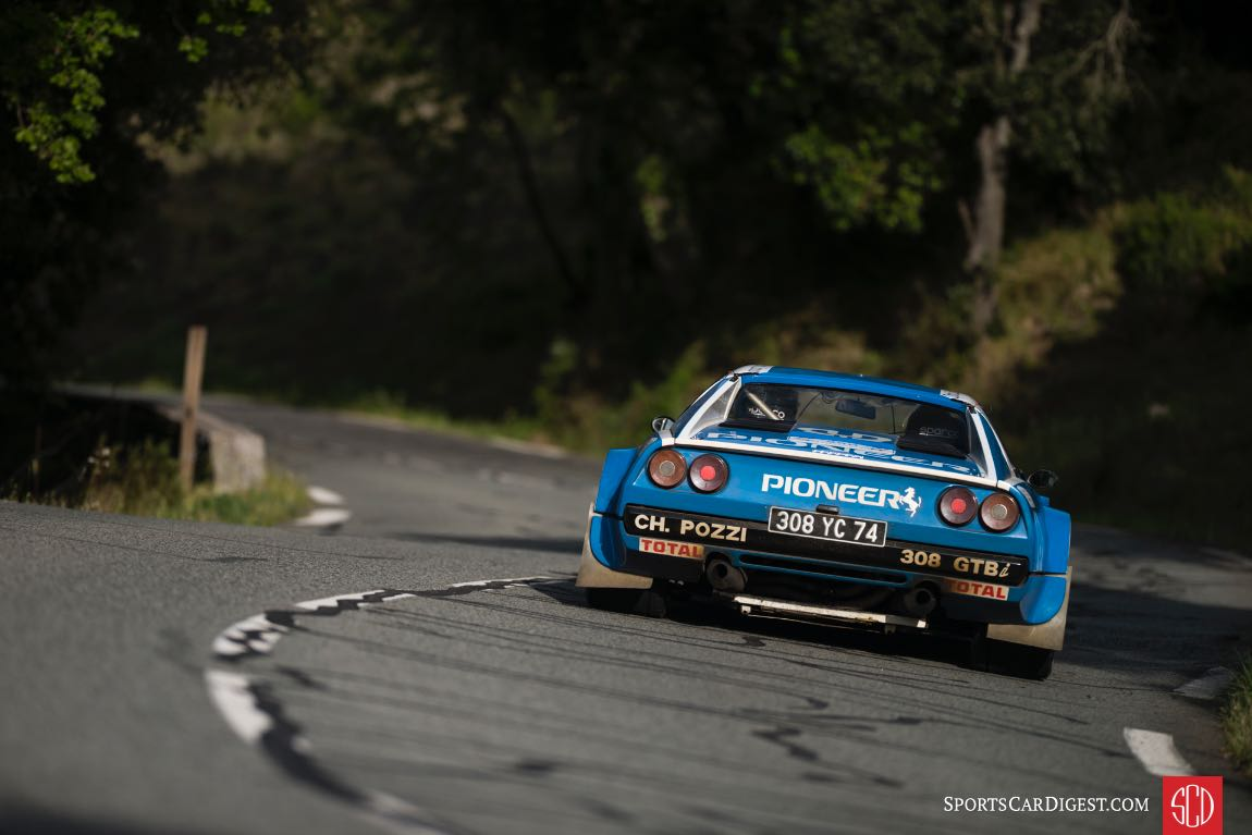 Tour Auto Rally 1976 Ferrari 308 GTB Group IV Michelotto