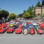Beautiful Cars Invited to Vernasca Hill Climb