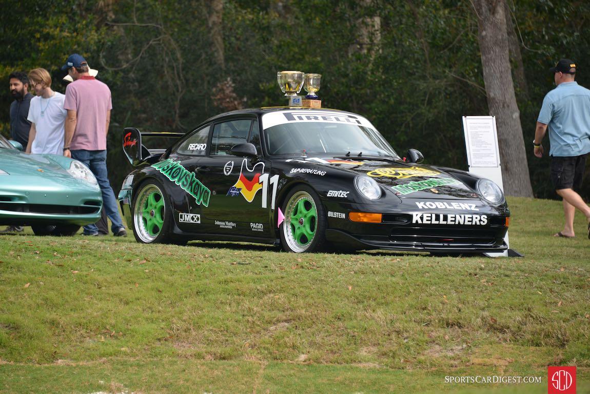 Porsche 993 Supercup