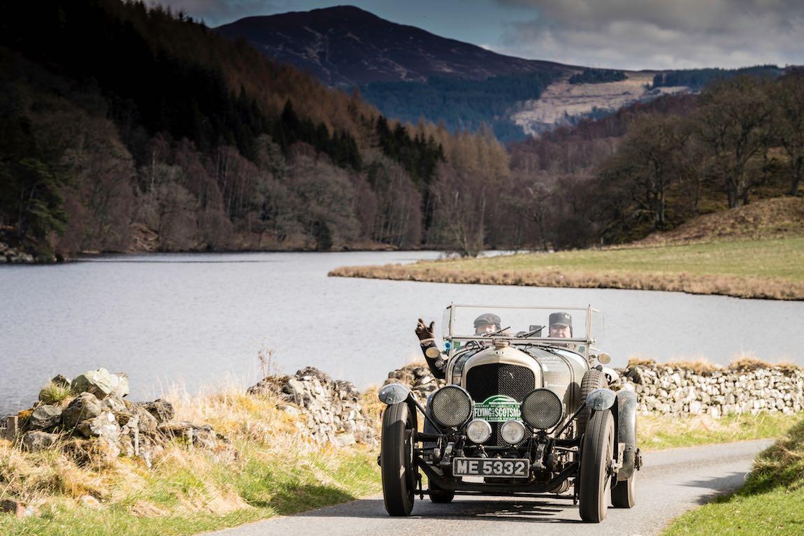 Lieven van Hoylandt (B) / Wim De Sutter (B) 1922 Bentley 3-4 Litre