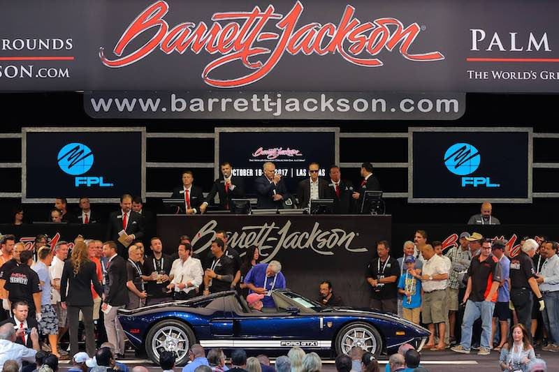 barrett jackson palm beach 2017 auction results. Black Bedroom Furniture Sets. Home Design Ideas