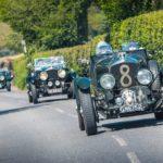 Medcalf Vintage Bentley Drive Out
