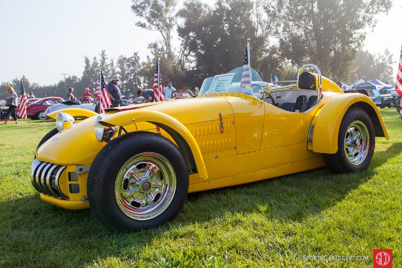 1953 Kurtis 500s, owned by Tom Malloy