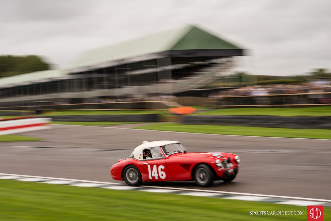 goodwood revival 2017 photo gallery race results. Black Bedroom Furniture Sets. Home Design Ideas