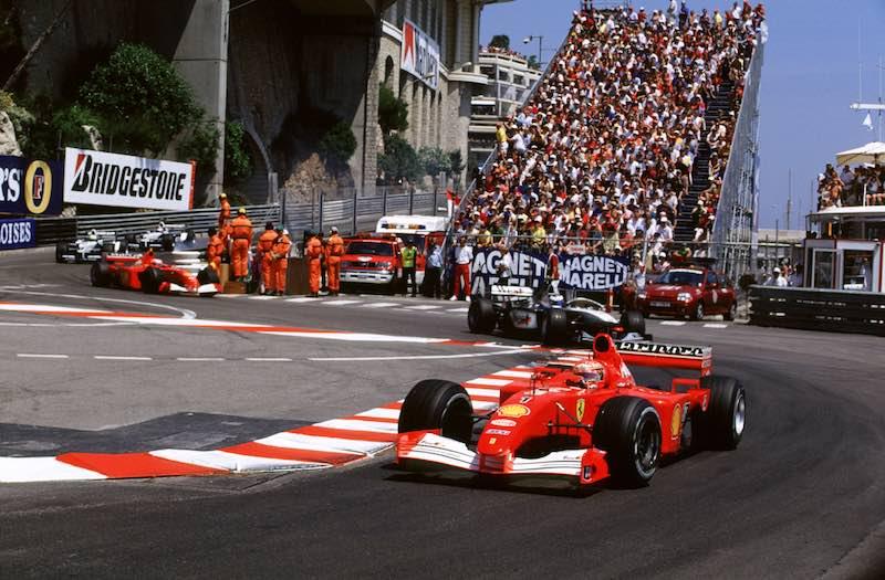 Ex Schumacher Ferrari F1 Offered For Sale