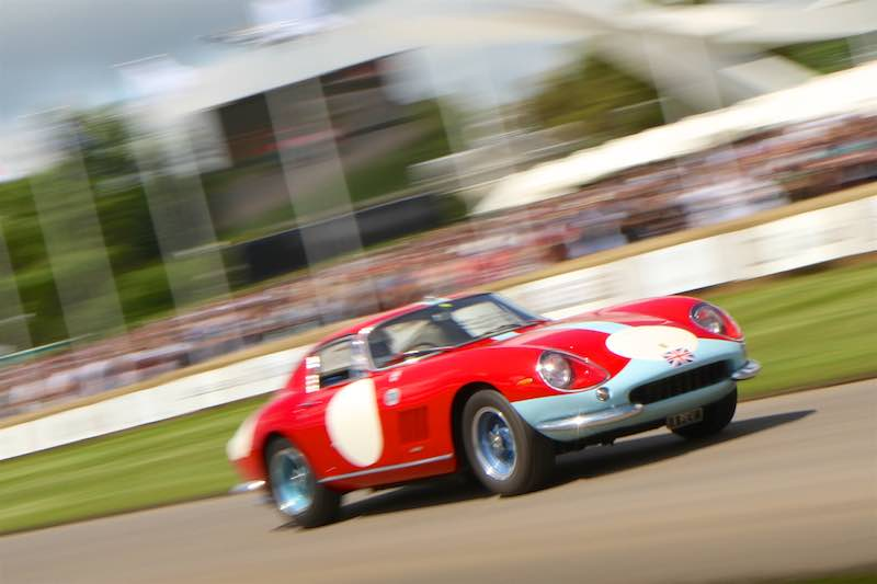 Ronnie Hoare Trophy at 2018 Goodwood Members Meeting