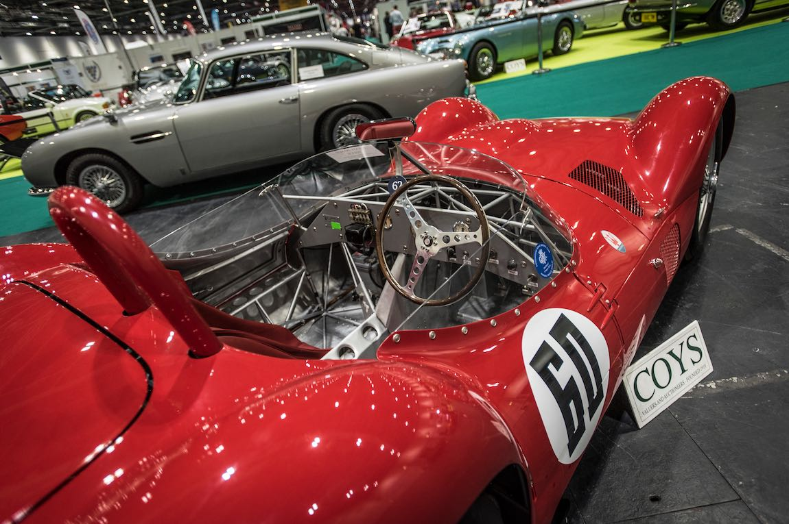 London Classic Car Show 2018 - Photo Gallery, Report