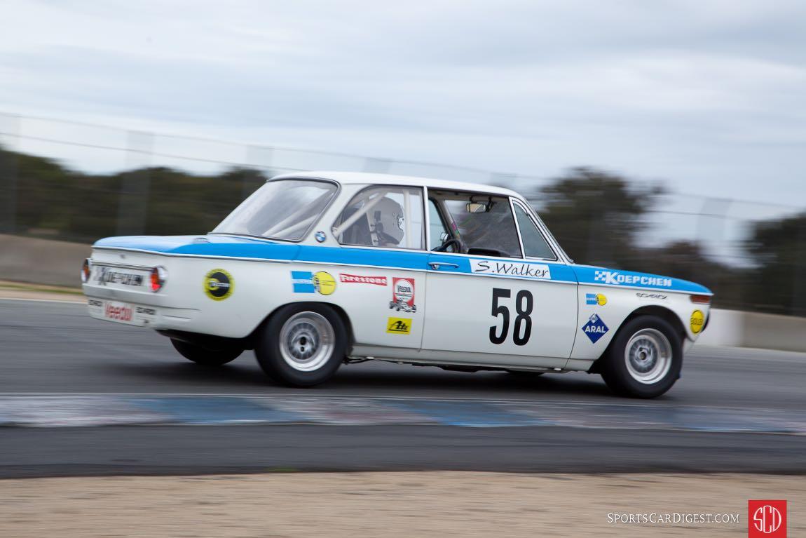 Steve Walker - 1972 BMW 2002