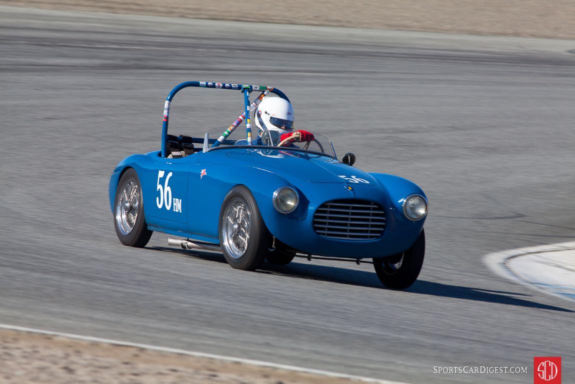 Marty Stein - 1952 Siata 300BC