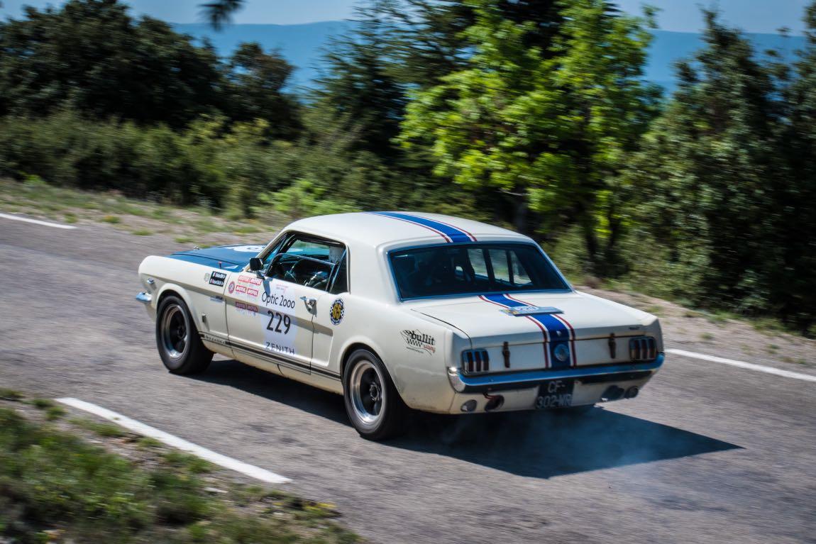 Tour Auto Rally  Sports Car Digest Bmw