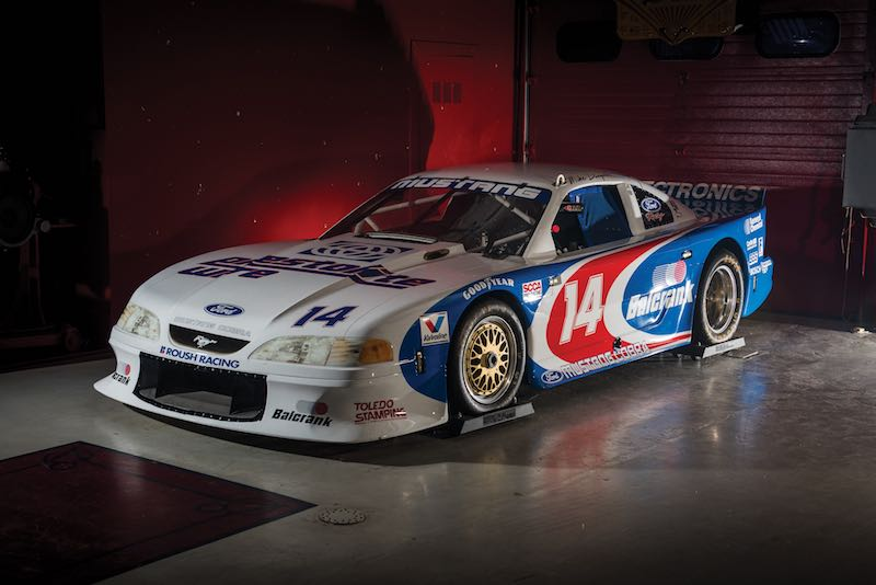 Ford Mustang Ta2 Trans Am Race Car For Sale: RM Auctions Dingman Collection 2018